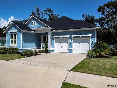 Palm Coast Single Family Home For Sale: 54 Hidden Treasure Dr.