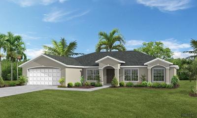 Palm Coast Single Family Home For Sale: 86 Wellshire Lane