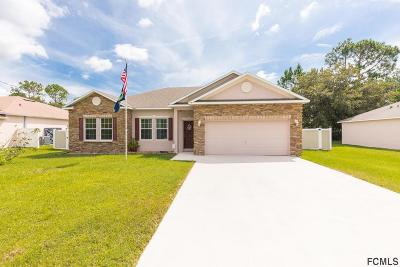 Seminole Woods Single Family Home For Sale: 7 Sea Flower Path
