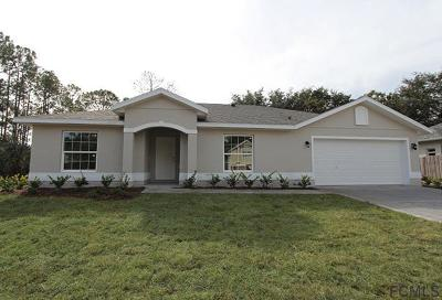 Palm Coast Single Family Home For Sale: 14 Round Mill Lane