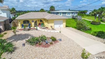 Flagler Beach FL Single Family Home For Sale: $349,900