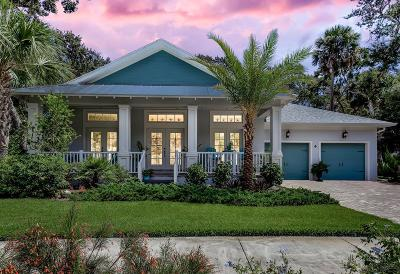 Beach Haven Single Family Home For Sale: 4 Shady Oak Lane