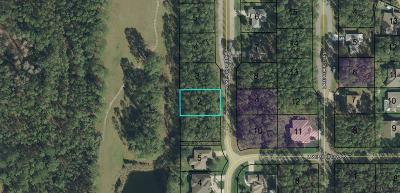Matanzas Woods Residential Lots & Land For Sale: 5 Lake Success Pl