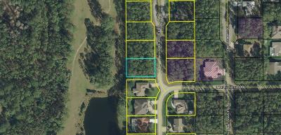 Matanzas Woods Residential Lots & Land For Sale: 3 Lake Success Pl