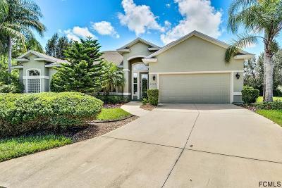 Ormond Beach Single Family Home For Sale: 1208 Ashridge Ln