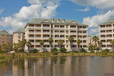 Ocean Hammock Condo/Townhouse For Sale: 1200 Cinnamon Beach Way #1124