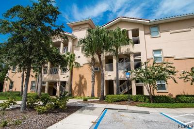 Palm Coast Condo/Townhouse For Sale: 95 Riverview Bend S #1411