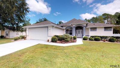 Quail Hollow Single Family Home For Sale: 7 Zebulon Place