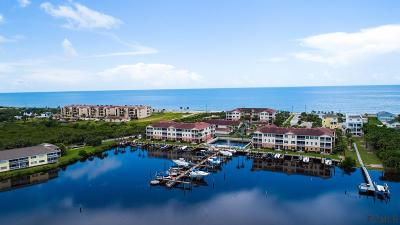 Flagler Beach Condo/Townhouse For Sale: 300 Marina Bay Drive #103