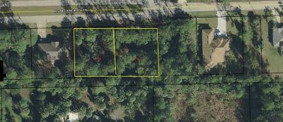 Seminole Woods Residential Lots & Land For Sale: 82 Slumber Meadow Trail