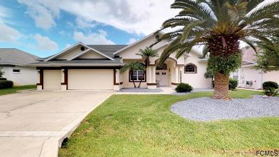 Palm Coast Single Family Home For Sale: 18 Corning Court