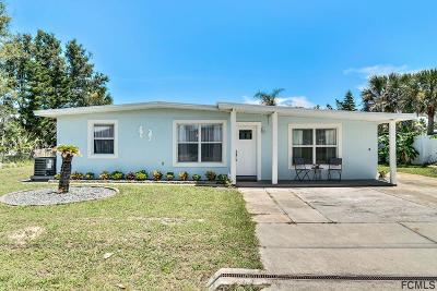 Flagler Beach Single Family Home For Sale: 108 Avalon Ave
