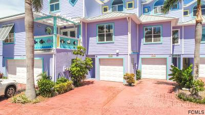 Ormond By The Sea Condo/Townhouse For Sale: 3000 Ocean Shore Blvd #15