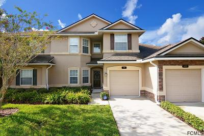 St Augustine FL Condo/Townhouse For Sale: $225,000