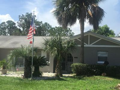 Palm Coast Single Family Home For Sale: 212 Beechwood Ln