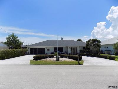 Palm Coast Single Family Home For Sale: 4 Chesney Court
