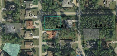 Lehigh Woods Residential Lots & Land For Sale: 11 Ryan Drive