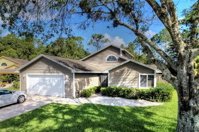 Ormond Beach Single Family Home For Sale: 22 Treetop Circle