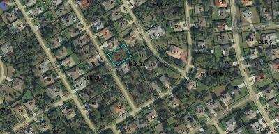 Palm Harbor Residential Lots & Land For Sale: 77 Franciscan Lane