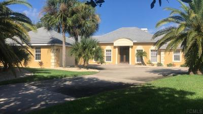 Hammock Dunes Single Family Home For Sale: 13 San Marco Ct