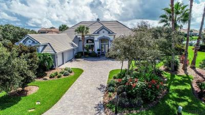 Palm Coast Single Family Home For Sale: 7 Valencia Court