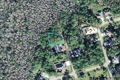 Seminole Woods Residential Lots & Land For Sale: 11 Ullock Place