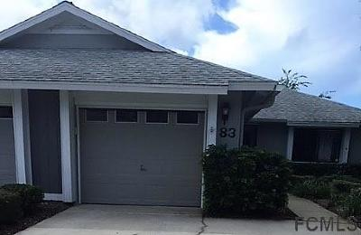 Lake Forest Condo/Townhouse For Sale: 83 Lake Forest Pl #83