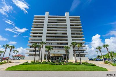 Flagler Beach Condo/Townhouse For Sale: 1601 N Central Ave #1101