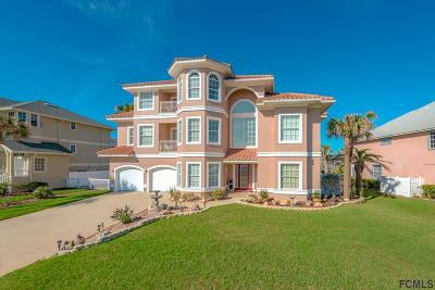 Palm Coast Single Family Home For Sale: 6 Ocean Dune Circle