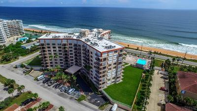 Flagler Beach Condo/Townhouse For Sale: 3600 S Ocean Shore Blvd #812