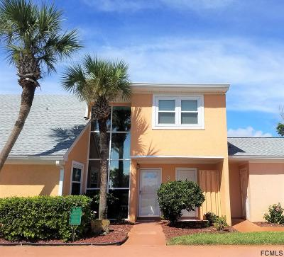 St Augustine Condo/Townhouse For Sale: 4 Ocean Trace Rd #3