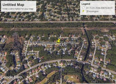 Cypress Knoll Residential Lots & Land For Sale: 20 Essington Dr