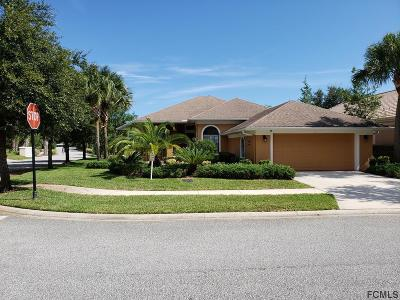 Palm Coast Single Family Home For Sale: 1 Hidden Lake Way
