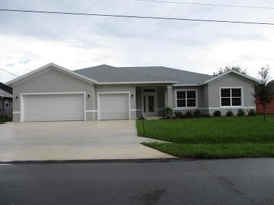 Palm Coast Single Family Home For Sale: 3 Zealand Pl