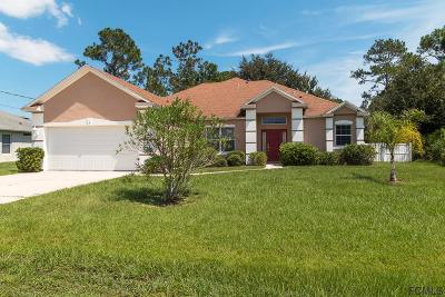 Seminole Woods Single Family Home For Sale: 7 Selden Ct