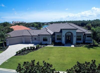 Hammock Beach Single Family Home For Sale: 71 Ocean Oaks Ln