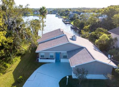 Palm Coast Single Family Home For Sale: 6 Cimmaron Dr