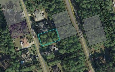 Seminole Woods Residential Lots & Land For Sale: 98 Ullian Trl