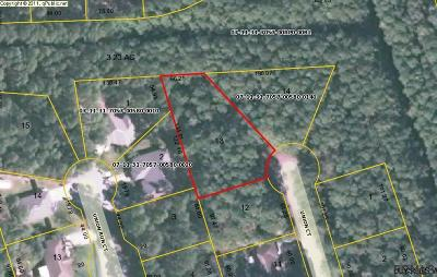 Seminole Woods Residential Lots & Land For Sale: 13 Union Court