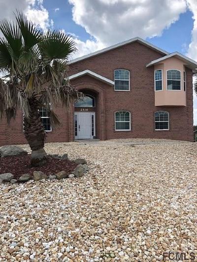 Flagler Beach Single Family Home For Sale: 2336 S Central Ave S