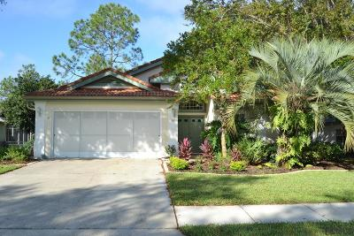 Palm Coast Single Family Home For Sale: 4 Saw Mill Ct