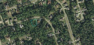 Seminole Woods Residential Lots & Land For Sale: 70 Sea Trail