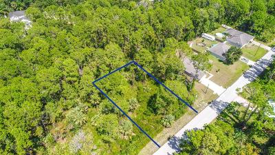 Seminole Woods Residential Lots & Land For Sale: 134 Secretary Trail