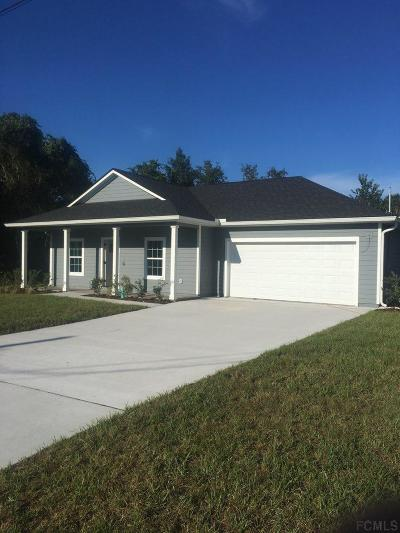 St Augustine Single Family Home For Sale: 323 Shamrock Dr