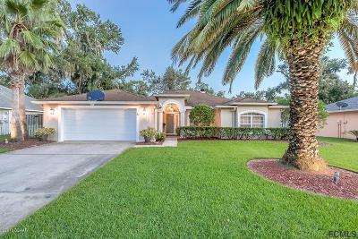 Ormond Beach Single Family Home For Sale: 8 Spiveys Ct