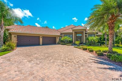 Hammock Beach Single Family Home For Sale: 7 Spanish Moss Court