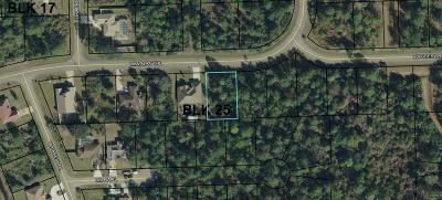 Seminole Woods Residential Lots & Land For Sale: 141 Ulaturn Trail