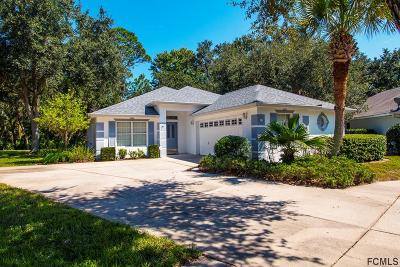 Palm Coast Single Family Home For Sale: 29 Deerfield Court