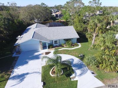 Palm Coast Single Family Home For Sale: 5 Cedarfield Ct