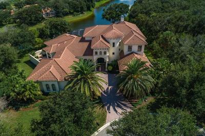 Hammock Beach Single Family Home For Sale: 89 Ocean Oaks Ln